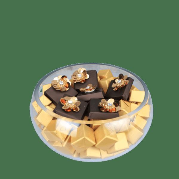 Chocolate Bowel #244